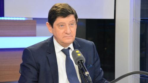 """""""Les provocations ne vont pas nous impressionner"""" : le président du groupe socialiste au Sénat répond à Alexandre Benalla"""