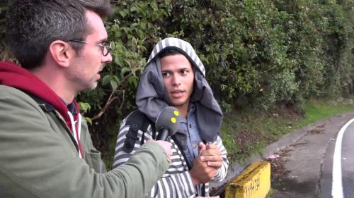 """VIDEO. """"Les Vénézuéliens ont faim, ils nous l'ont tous dit"""", raconte notre reporter de retour de la frontière entre Venezuela et Colombie"""