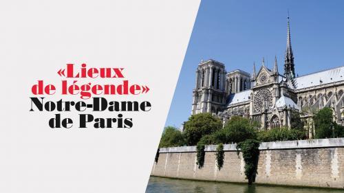 VIDEO. Dans les coulisses de Notre-Dame de Paris