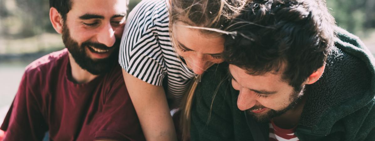 """Le polyamour, c\'est une \""""relation sentimentale honnête, franche et assumée avec plusieurs partenaires simultanément\"""", selon le principal site français consacré au sujet. (Photo d\'illustration)"""