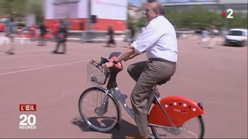 """VIDEO. Gérard Collomb s'est-il vraiment """"rendu dans toutes les villes où il y avait des quartiers difficiles"""" ?"""