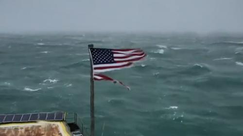 VIDEO. Etats-Unis : cette webcam au large des côtes de la Caroline du Nord va filmer le passage de l'ouragan Florence