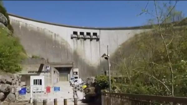 Jura : le barrage de Vouglans à l'origine du scénario catastrophe