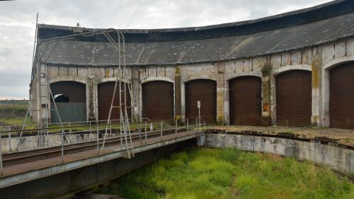 """""""Un coup de projecteur indiscutable"""" : la rotonde ferroviaire de Montabon mise sur le super Loto """"Mission patrimoine"""""""