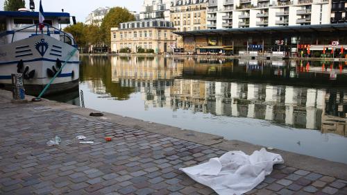 Attaque au couteau à Paris : le suspect mis en examen pour tentatives d'homicides volontaires et placé en détention provisoire