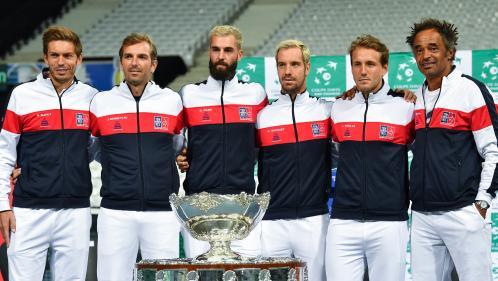 DIRECT. La France affronte l'Espagne en demi-finale de la Coupe Davis. Regardez le premier match entre Benoît Paire et Pablo Carreno Busta