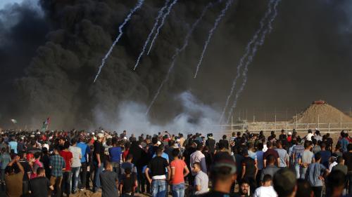 Gaza : deux Palestiniens, dont un mineur de 14 ans, tués dans des tirs israéliens