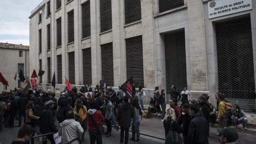 Montpellier : des proches du milieu identitaire mis en examen après les violences à la fac de droit en mars