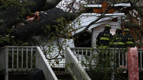 DIRECT. Etats-Unis : l'ouragan Florence a fait au moins quatre morts