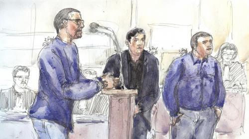 Les provocations de Serge Ayoub, la question du poing américain... Trois moments forts qui ont marqué le procès Méric