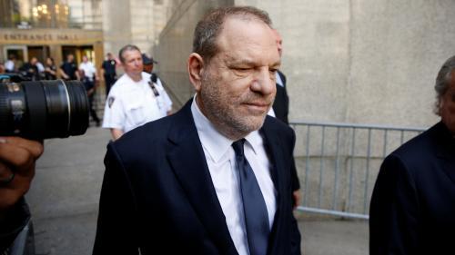 VIDEO. Affaire Harvey Weinstein : une des femmes qui l'accuse de viol diffuse des images compromettantes pour le producteur américain