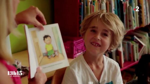 VIDEO. Quand l'école prend soin de Paul, un enfant autiste de 9 ans