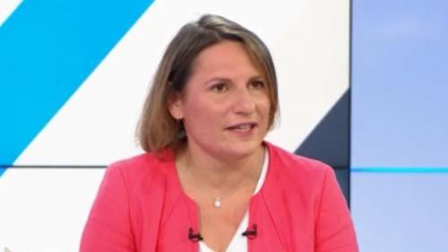 """VIDEO. Européennes : Valérie Rabault recherche """"une forme d'union de la gauche"""""""