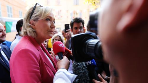 Politique : le retour de Marine Le Pen