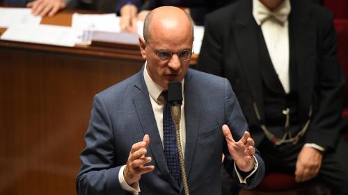 Jean-Michel Blanquer annonce la suppression de 1 800 postes dans l'Éducation nationale en 2019