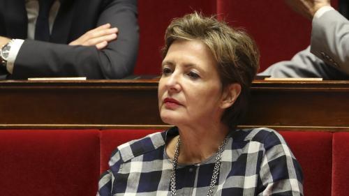 """La députée Frédérique Dumas quitte La République en marche pour rejoindre l'UDI, mais """"ne quitte pas Emmanuel Macron"""""""