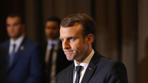 POINT DE VUE. Comment expliquer la fin de l'état de grâce d'Emmanuel Macron