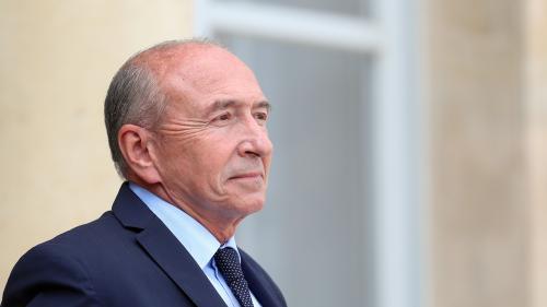 Migrations : il faut aider l'Algérie et le Maroc à empêcher les départs, selon Gérard Collomb