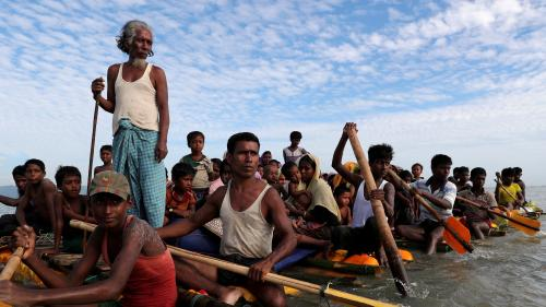Rohingyas : le combat de la jeune Rahima Akter pour étudier