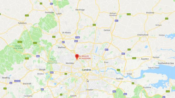 nouvel ordre mondial   Royaume-Uni : trois piétons blessés par une voiture devant une mosquée londonienne