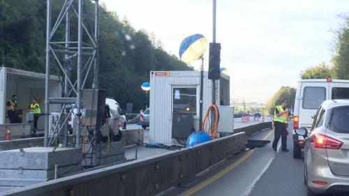 """Migrants: """"spectacle"""" ou """"théâtre"""", à Salzbourg, les contrôles allemands à la frontière ne convainquent guère les Autrichiens"""