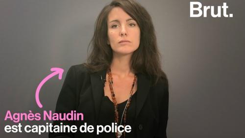 """VIDEO. """"Il fallait que je pleure""""… Cette capitaine de police évoque les émotions auxquelles elle est confrontée au quotidien"""