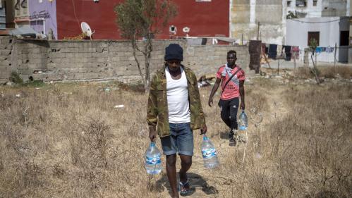 VIDEO. Au Maroc, les migrants déplacés de force par les autorités