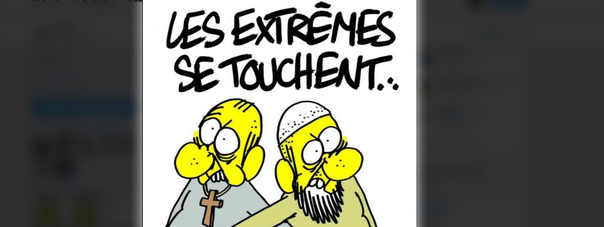 """Twitter bloque le compte d'une membre de """"Charlie Hebdo"""" à cause d'une caricature de Charb"""
