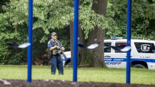 """DIRECT. Etats-Unis : une fusillade fait """"plusieurs morts"""" dans le Maryland"""
