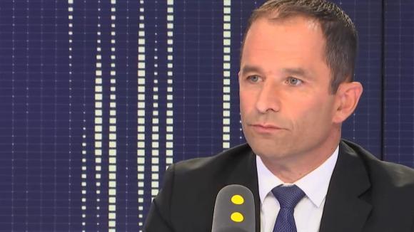 Benoît Hamon, chef de file du mouvement Génération-s, invité de franceinfo  le db78bbcebbc9
