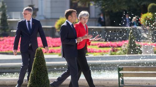 Micro européen. Salzbourg, premier sommet européen pour la présidence autrichienne de l'UE
