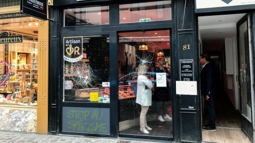 Lille : des boucheries sous haute protection