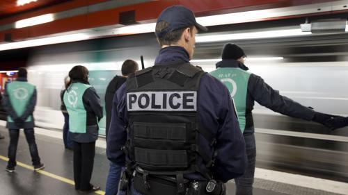 INFO FRANCE 2. RATP: en 2017, les atteintes physiques contre les agents ont augmenté de 24%, et de 20% contre les voyageurs, selon un rapport interne