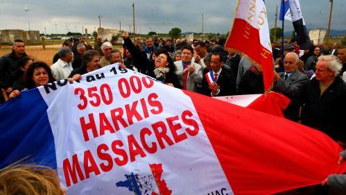 Harkis : des Légions d'honneur gratifiantes, mais pas suffisantes