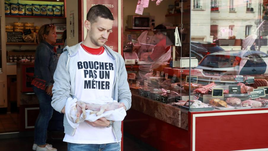 La viande est un meurtre porno