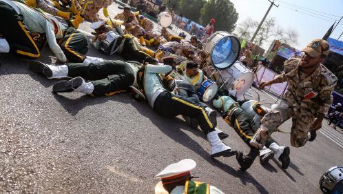 Iran : quatre questions sur l'attentat revendiqué par le groupe Etat islamique qui a fait au moins 29 morts