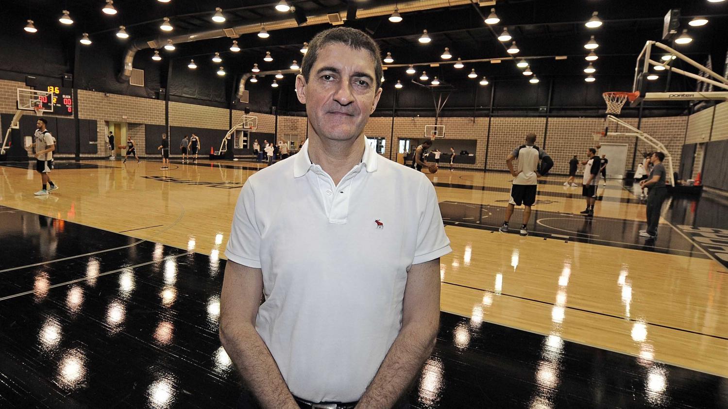 """Budget des sports : """"Je suis très inquiet pour les clubs"""", confie le président de la Fédération française de basket"""