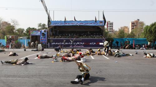 Iran : l'Etat islamique revendique l'attentat qui a fait au moins 29 morts lors d'un défilé militaire