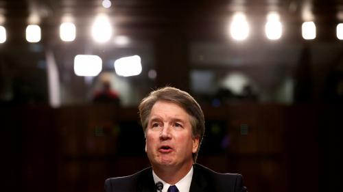 Etats-Unis : l'accusatrice du juge Kavanaugh sera entendue jeudi au Sénat
