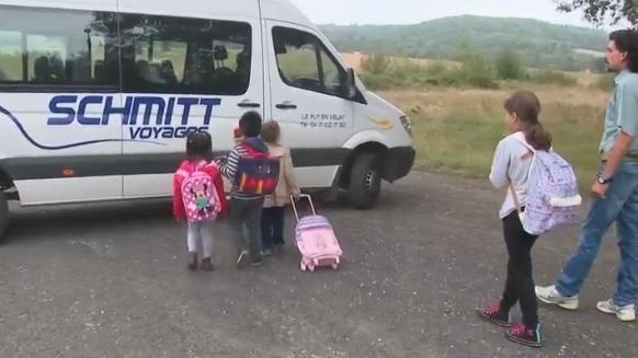 Migrants : l'accueil réussi dans un village du Puy-de-Dôme