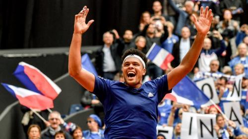 Coupe Davis : la finale entre la France et la Croatie se jouera sur terre battue