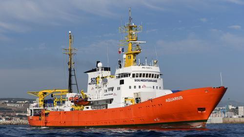 """L'""""Aquarius"""", un bateau pirate ? Quatre questions sur l'imbroglio juridique qui menace le navire humanitaire"""