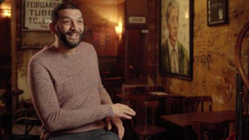 """VIDEO. """"Histoires d'une nation"""" : """"1998,c'était l'âge d'or des Arabes en France"""", raconte Ramzy Bédia"""