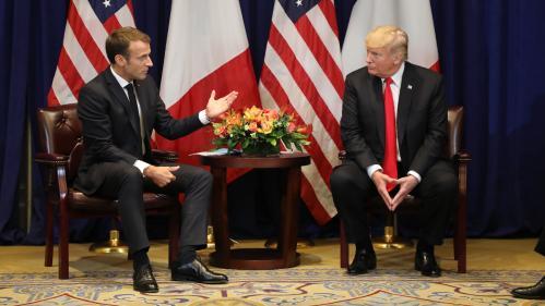 ONU : un rapport de force entre la France et les États-Unis ?