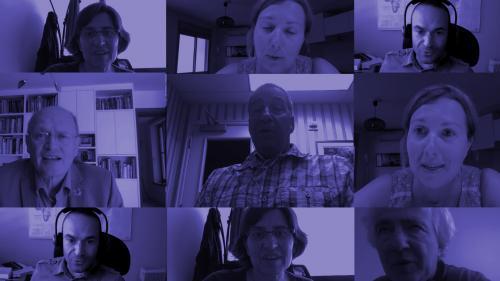 """VIDEO. """"Epuisant"""", """"stressant"""", """"déprimant""""... Des climatologues nous racontent leur désarroi face au manque d'actions contre le réchauffement"""
