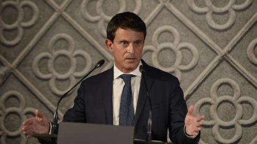 Manuel Valls officialise sa candidature à la mairie de Barcelone et s'engage à démissionner de son mandat de député de l'Essonne