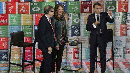 "VIDEO. Climat : le ""One Planet Summit"", des engagements ou du ""greenwashing"" ?"