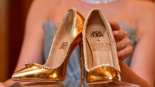 """Résultat de recherche d'images pour """"des chaussures de 17 millions d'euro"""""""