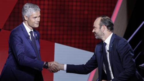 """""""L'Emission politique"""" : on a vérifié les affirmations de Laurent Wauquiez sur l'immigration"""