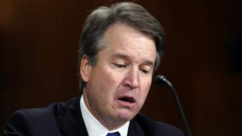 Brett Kavanaugh : face aux accusations, il nie en bloc